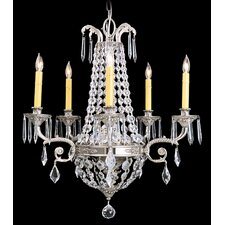 Baronness 5 Light Dining Chandelier