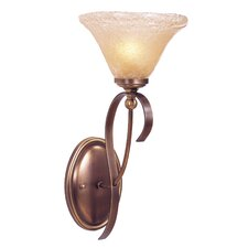 Reverie 1 Light Wall Sconce