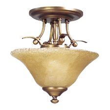 <strong>Framburg</strong> Reverie 2 Light Semi Flush Mount