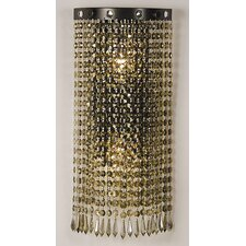 Empress 2 Light Wall Sconce