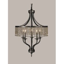 <strong>Framburg</strong> Empress 5 Light Dining Chandelier
