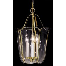 <strong>Framburg</strong> Yorkshire 3 Light Foyer Chandelier