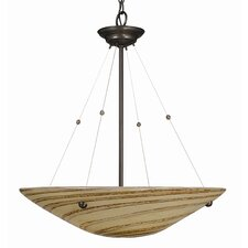 Gaia 4 Light Dining Chandelier