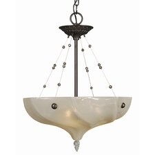 Giselle 3 Light Dining Chandelier