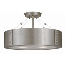 Oracle 4 Light Semi Flush Mount