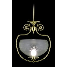 <strong>Framburg</strong> Chancery 1 Light Foyer Pendant