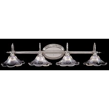 <strong>Framburg</strong> Geneva 4 Light Vanity Light