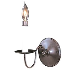 Early American 1 Light Wall Sconce