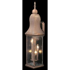 Marquis 3 Light Outdoor Wall Lantern