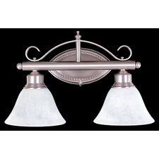 Metalcraft 2 Light Vanity Light