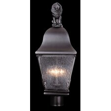 <strong>Framburg</strong> Coeur de Lion 3 Light Post Lantern