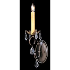 <strong>Framburg</strong> Liebestraum 1 Light Wall Sconce