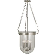 <strong>Framburg</strong> Nautique 5 Light Foyer Chandelier