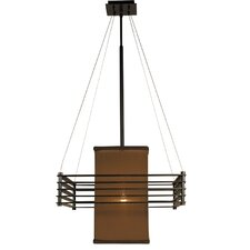 Gymnopedie 1 Light Dining Chandelier