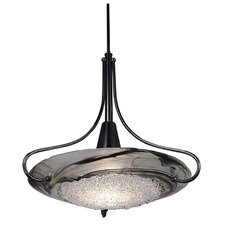 Pleiades 3 Light Semi Flush Mount