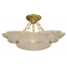 <strong>Framburg</strong> Veronique 2 Light Semi Flush Mount