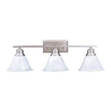 Bellevue 3 Light Vanity Light