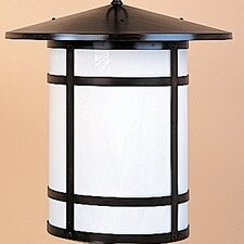 <strong>Arroyo Craftsman</strong> Berkeley 1 Light Hanging Lantern