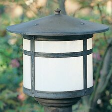 <strong>Arroyo Craftsman</strong> Berkeley 1 Light Post Lantern