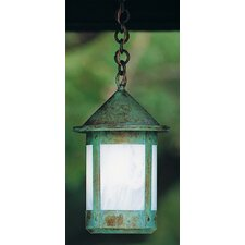 <strong>Arroyo Craftsman</strong> Berkeley 1 Light Outdoor Hanging Lantern