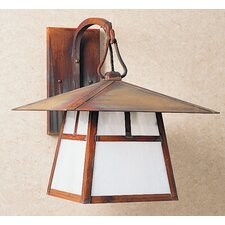 Carmel 1 Light Outdoor Wall Lantern