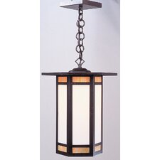 Etoile 1 Light Outdoor Hanging Lantern