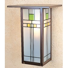 Franklin 1 Light Outdoor Wall Sconce