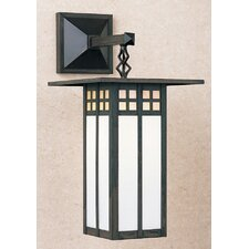 <strong>Arroyo Craftsman</strong> Glasgow 1 Light Outdoor Wall Lantern