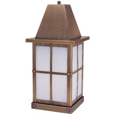 <strong>Arroyo Craftsman</strong> Hartford 1 Light Outdoor Post Lantern