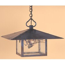 <strong>Arroyo Craftsman</strong> Monterey 1 Light Hanging Lantern