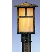 Mission 1 Light Post Lantern