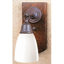 <strong>Arroyo Craftsman</strong> Thorsen Downlight 1 Light Wall Sconce
