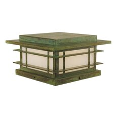 Oak Park 1 Light Outdoor Post Lantern