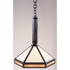 <strong>Arroyo Craftsman</strong> Etoile 1 Light Foyer Pendant