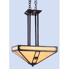 Pasadena 4 Light Inverted Foyer Pendant
