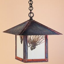 Evergreen 1 Outdoor Light Hanging Lantern