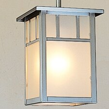 Huntington 1 Light Outdoor Hanging Lantern