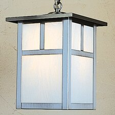 <strong>Arroyo Craftsman</strong> Mission 1 Light Outdoor Hanging Lantern
