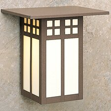<strong>Arroyo Craftsman</strong> Glasgow 1 Light Outdoor Wall Sconce