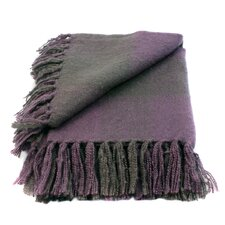 <strong>Woven Workz</strong> Annette Faux Mohair Throw