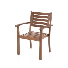 <strong>Atlantic Outdoor</strong> Stacking Dining Arm Chair