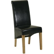 Essentials Roll Top Dining Chair