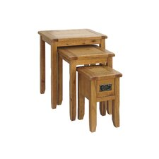Chateau 3 Piece Nest of Tables Set