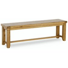 Veneto Rustic Oak Large Bench