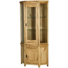 Veneto Corner Display Cabinet