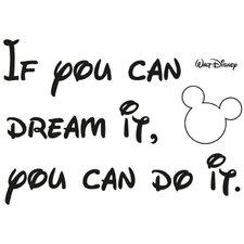 Dekosticker You can do it
