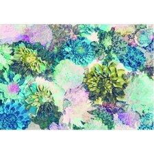 Fototapete Frisky Flowers - 254 x 368 cm