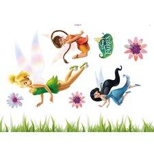 Wandsticker Fairies