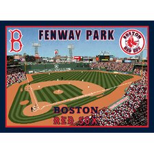 MLB Stadium Tapestry Throw