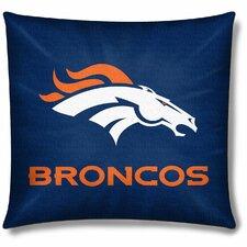 NFL Denver Broncos Toss Pillow